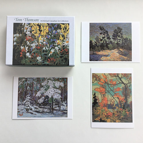 Notecards, Tom Thomson, McMichael Art Collection