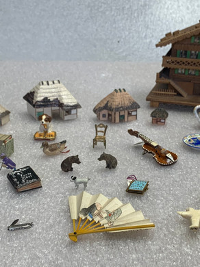 A Mountain of Miniatures