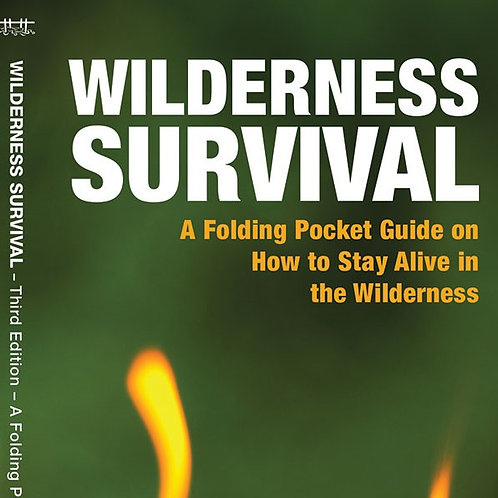 Pocket Guide, Wilderness Survival (2nd Edition)