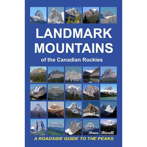 Guidebook, Landmark Mountains of the Canadian Rockies