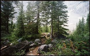 Image: Douglas Clark (1952 – 1999, Canadian), Cascade Basin, 1990, photograph, WMCR, CID.18.01