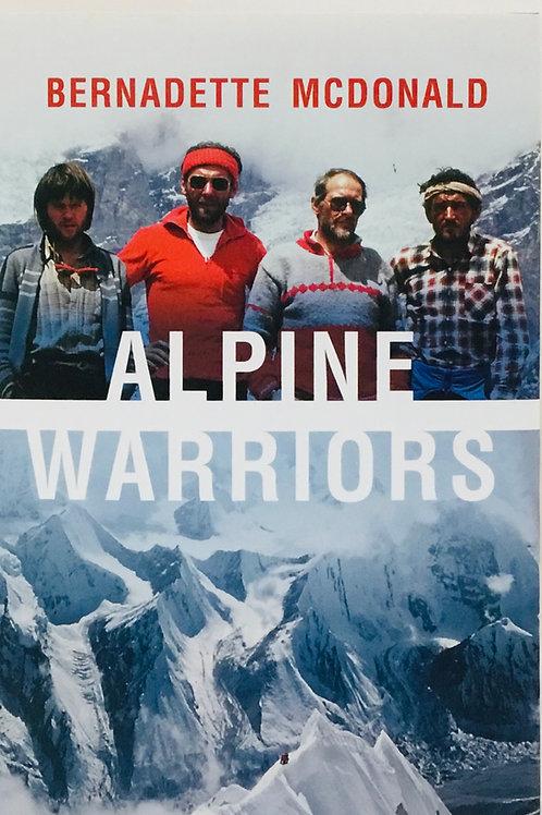 Book, Alpine Warriors