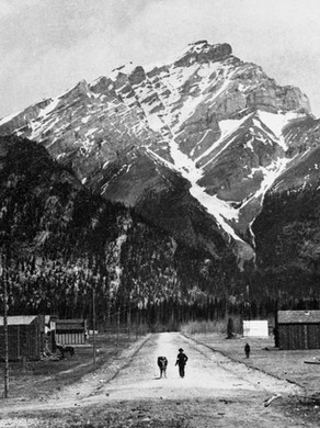 Mountains in the Archives