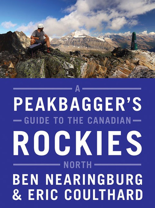 Guidebook, A Peakbagger's Guide to the Canadian Rockies: North