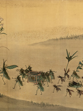 The Procession of the Daimyo