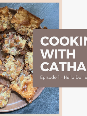Cooking with Catharine