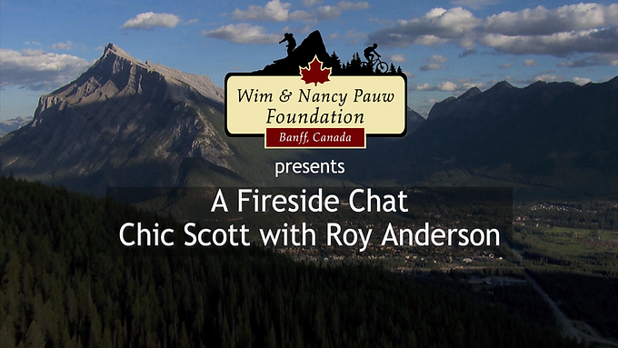 Fireside Chat Series: Roy Anderson