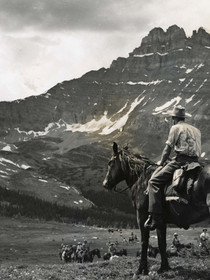 Archival Highlights: Trail Riders of the Canadian Rockies