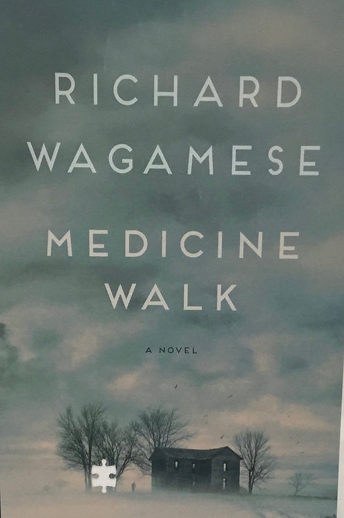 Book, Medicine Walk