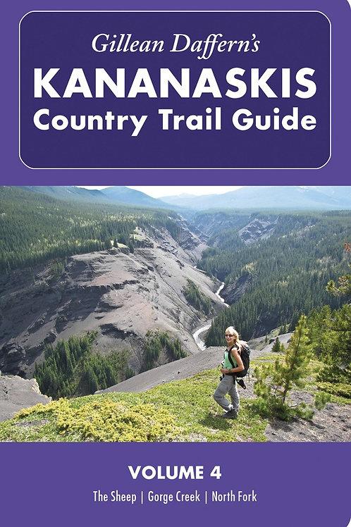 Guidebook, Kananaskis Country Trail Guide Vol. 4