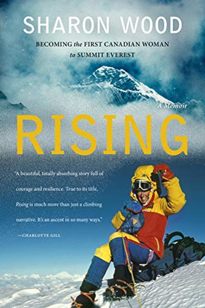 Book, Rising: Becoming the First Canadian Woman to Summit Everest