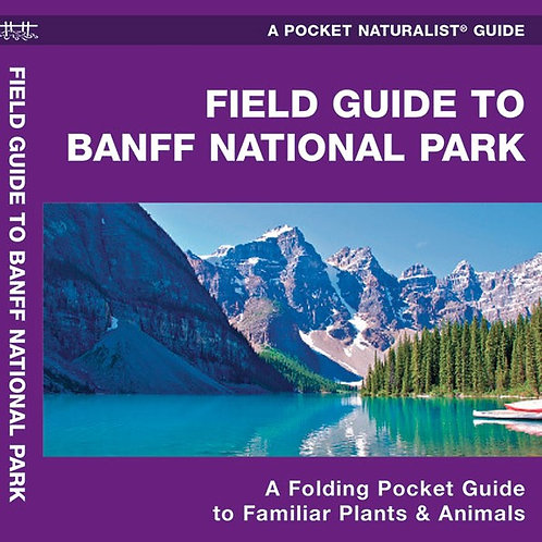Pocket Guide, Field Guide to Banff National Park