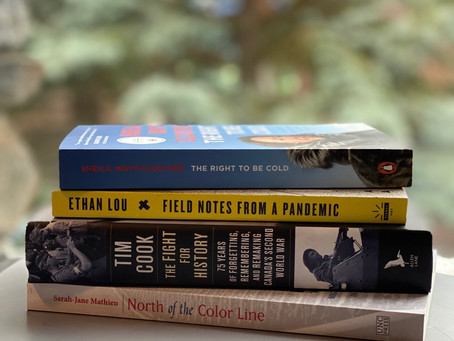 Reflecting October Reads