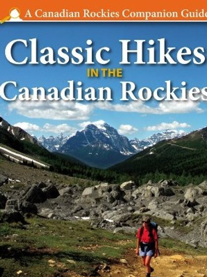 Guidebook, Classic Hikes in the Canadian Rockies