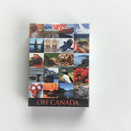 Playing Cards, Oh Canada