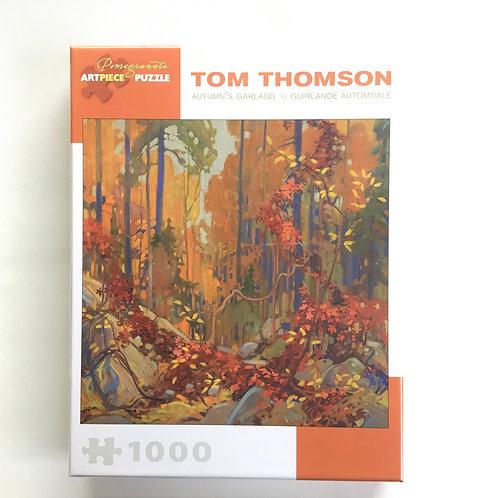 Puzzle, Autumn's Garland – Tom Thomson