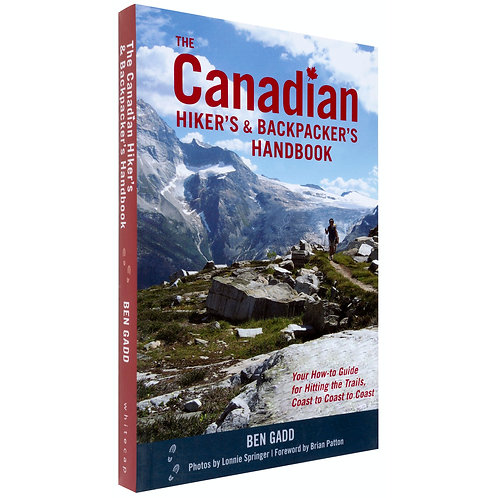 Guidebook, The Canadian Hiker's and Backpacker's Handbook