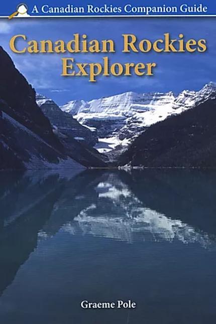 Guidebook, Canadian Rockies Explorer