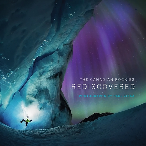 Book, The Canadian Rockies: Rediscovered