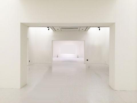 Leerer Ausstellungsraum