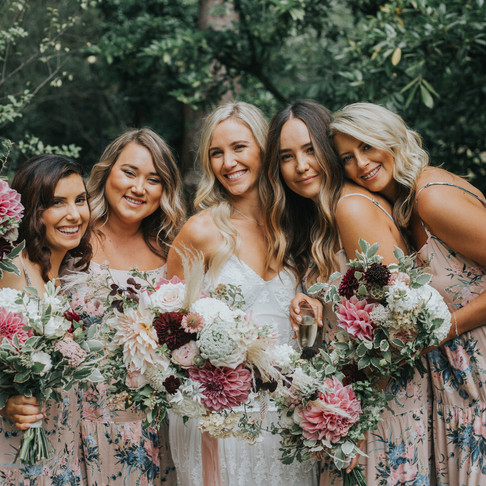 Boho Dream Wedding (Rose & Ben)