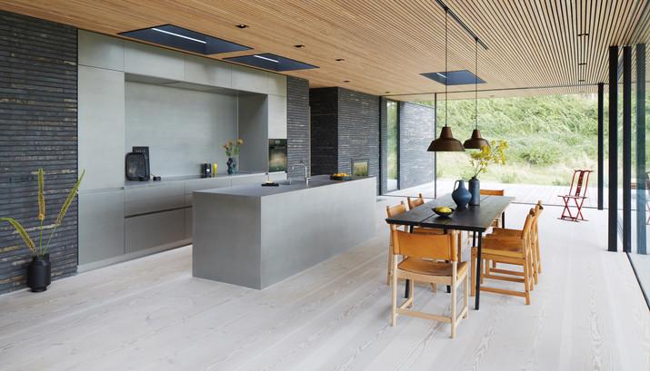 ilot cuisine eggersmann saint tropez luxury kitchen
