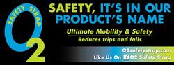 O2 Safety Strap
