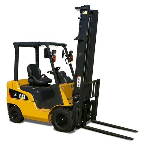 Cat Diesel Forklift DP20N