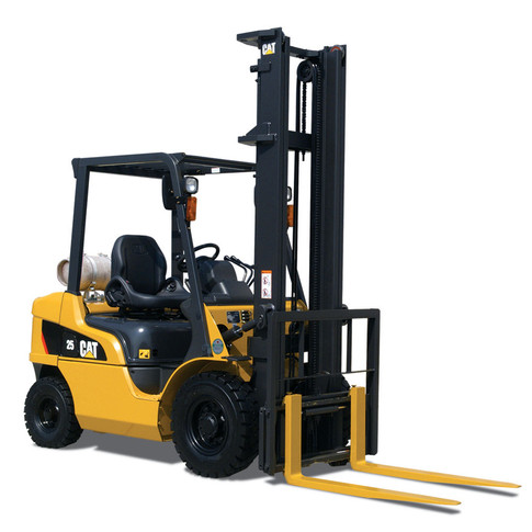 Cat LPG Forklift GP25N