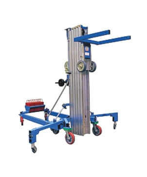 Ezilift, Genielift, Genie Lift, Ductlift, Duct lift, Ductlifter, Duct Lifter, Sumner, Counterbalanced Lift