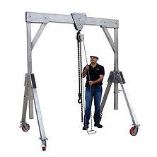 Ezilift, Genielift, genie lift, ductlift, duct lift, ladder, Sumner, Liftsmart