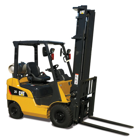 Cat LPG Forklift GP20N