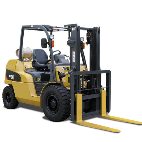 Cat LPG Forklift GP40N