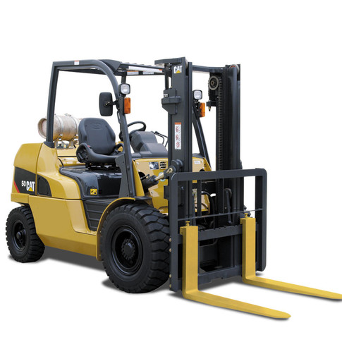 Cat LPG Forklift GP50N