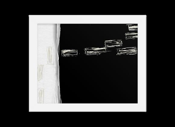 """""""Velvet"""" 00.3 Framed Poster"""