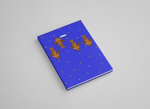 Awkward Bat Notebook