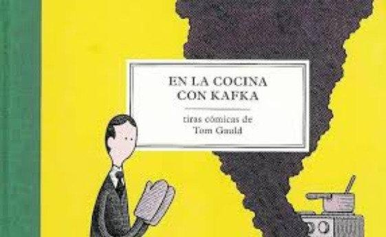 EN LA COCINA CON KAFKA. GAULD, TOM