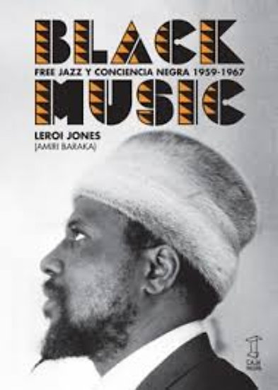 BLACK MUSIC. JONES, LEROI