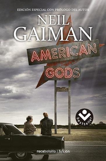 AMERICAN GODS. GAIMAN, NEIL