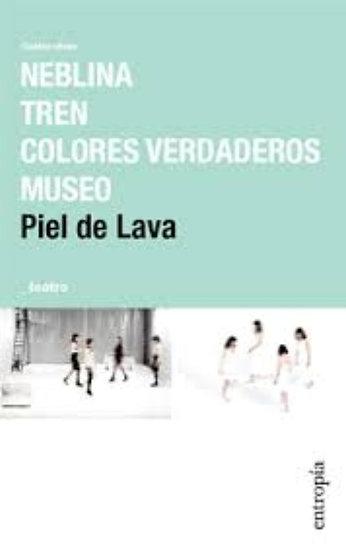 NEBLINA. TREN. COLORES VERDADEROS. MUSEO. PIEL DE LAVA