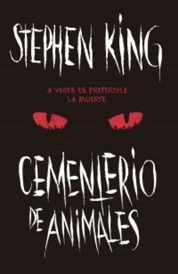 CEMENTERIO DE ANIMALES. KING, STEPHEN