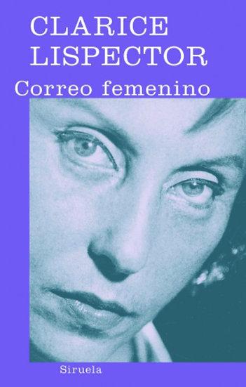CORREO FEMENINO. LISPECTOR, CLARICE