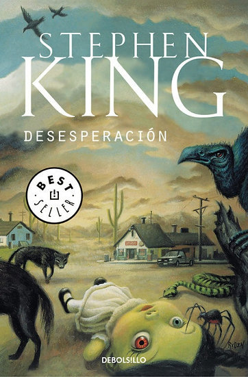 DESESPERACIÓN. KING, STEPHEN