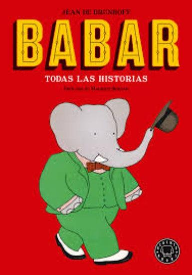 BABAR. TODAS LAS HISTORIAS. DE BRUNHOFF, JEAN
