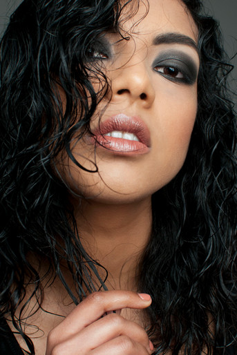 Image by Suzanne Christie  MUA & Hair Stylist - Suzanne Christie  Model - Farhannah Akhter