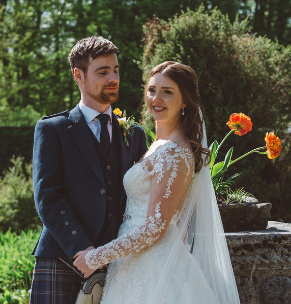 Photographer - Number94 Wedding Photography  Bride and Groom - Carla and Graeme MUA & Hair Styling - Suzanne Christie  Location - Roman Camp