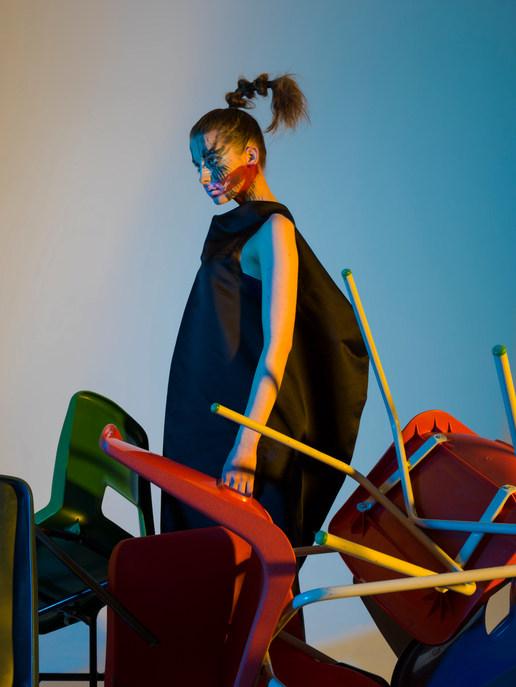 Photographer - Weronika Bachleda-Baca (Ortar Photography) Designer - Piotr Pyrchala (Birds of Prayers) MUA & Hair Stylist - Suzanne Christie Model - Karolina Zakarauskaite