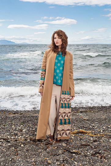 Photographer - Jade Starmore (Towzie Tyke Photography) Designer - Melissa Mcfadden MUA & Hair Stylist - Suzanne Christie Model - Evgenia Balashova
