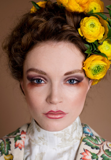 Photographer - Jade Starmore  MUA & Hair Stylist - Suzanne Christie  Model - Eilidh Ritchieh