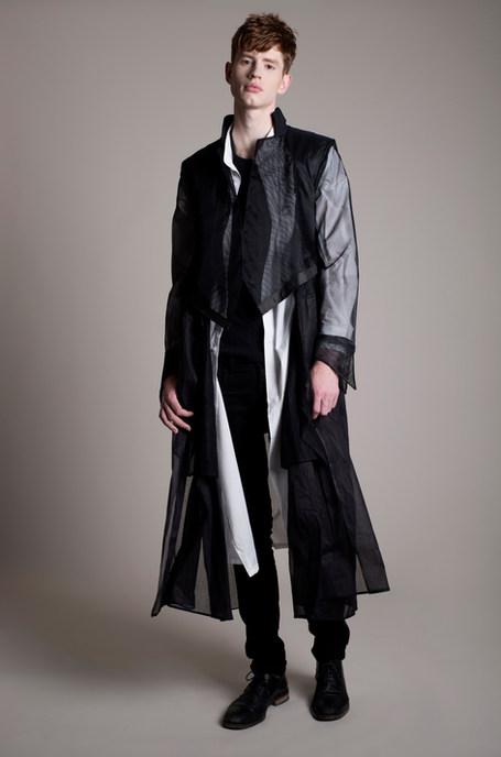 Photographer - Jade Starmore (Towzie Tykes Photography) Designer - Rhys McKenna MUA & Hair Stylist - Suzanne Christie Model - Jamie